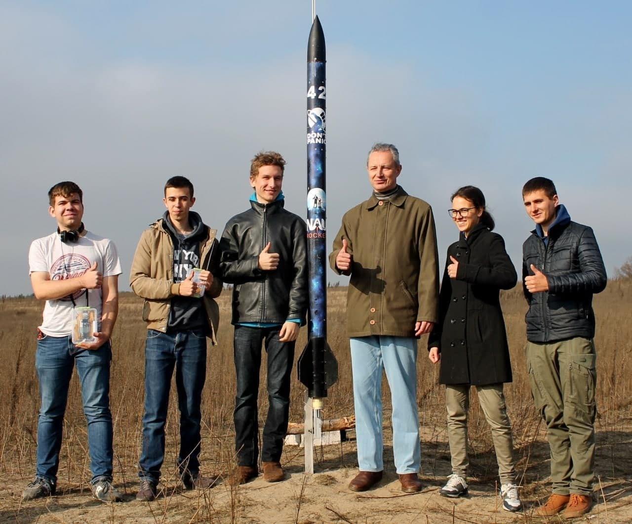 У КПІ створюють конструкторське бюро ракетобудування