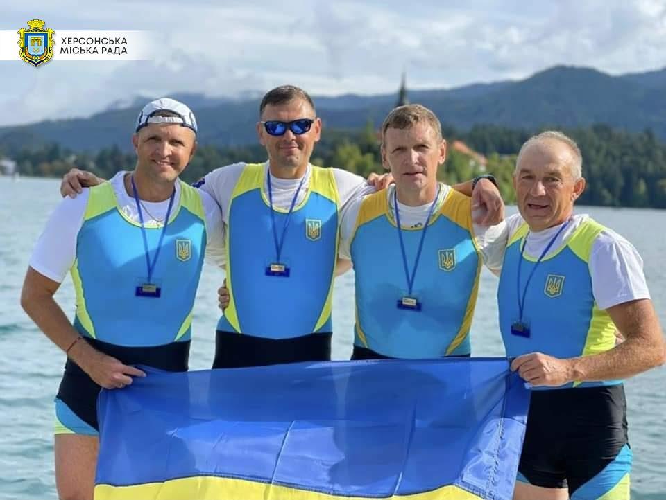 Український весляр став двократним чемпіоном Європи