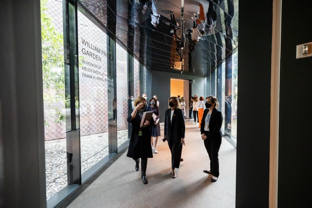 В Музеї образотворчого мистецтва Сан-Франциско мають з'явитися україномовні аудіогіди
