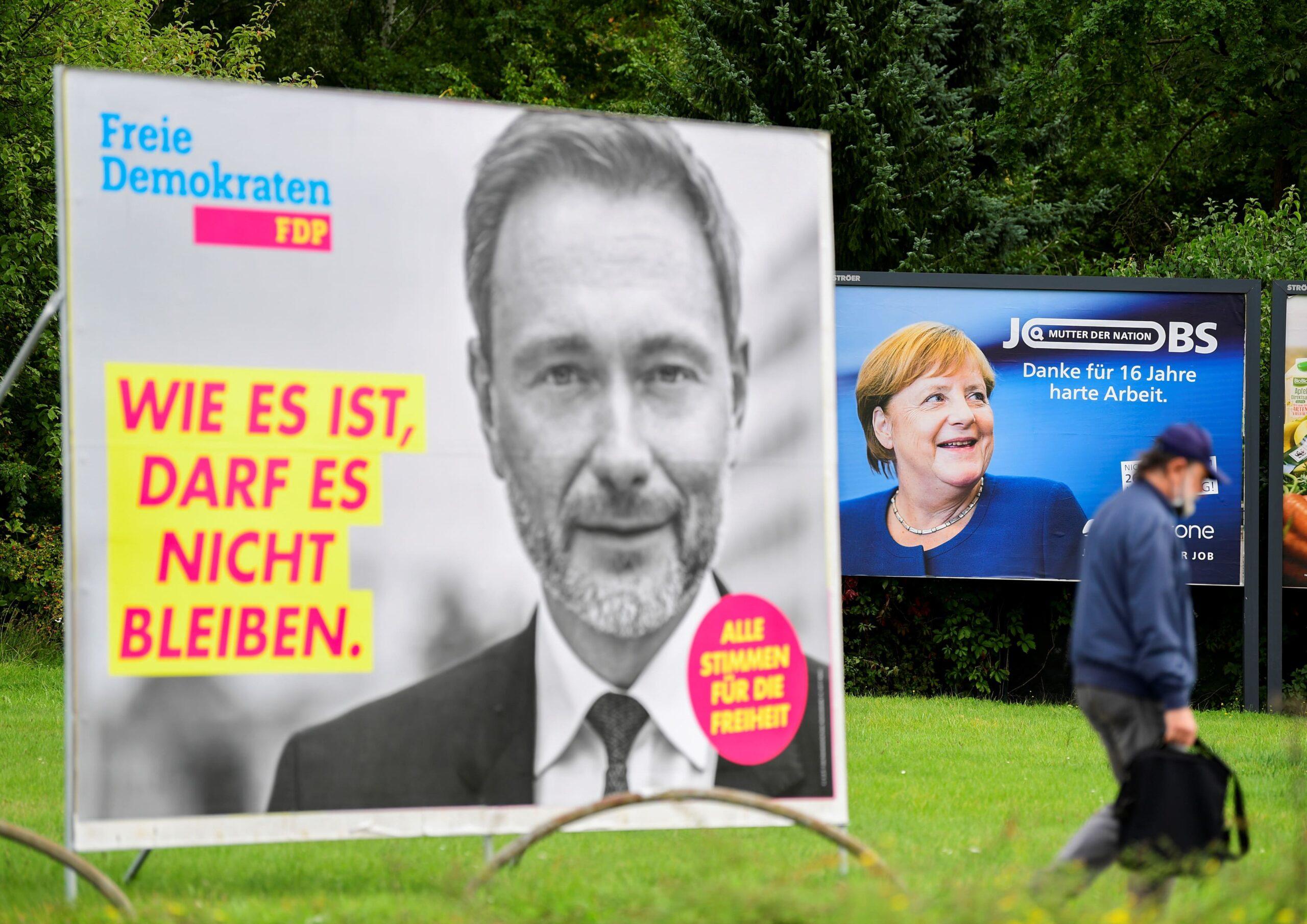 вибори німеччина