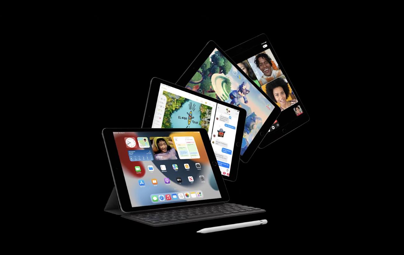 новий базовий iPad