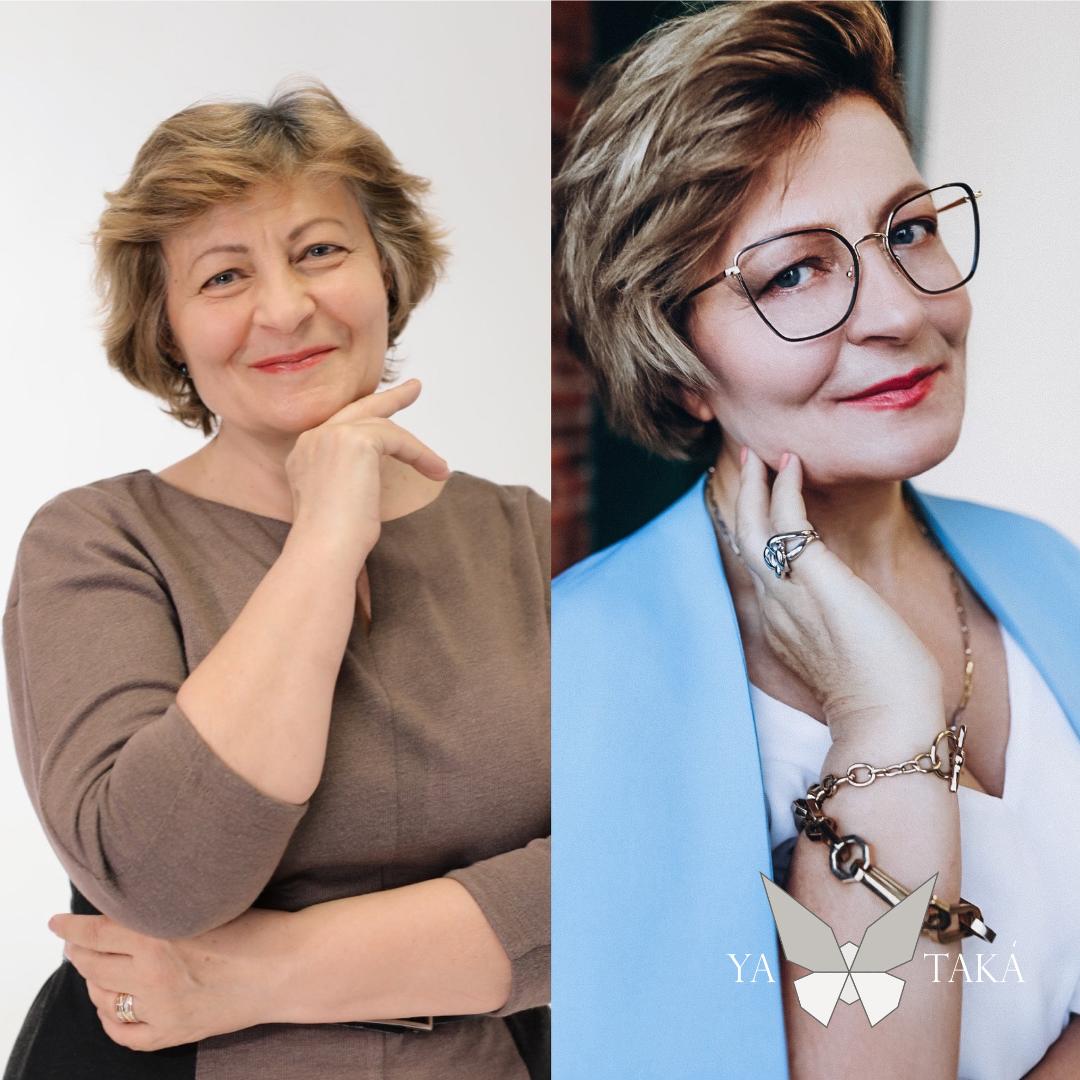 YA TAKA – перша і єдина в Україні соціальна програма перевтілення для леді елегантного віку 60+