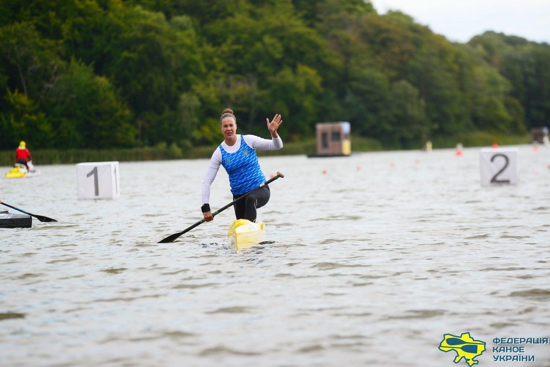 три золоті медалі на чемпіонаті світу з веслування