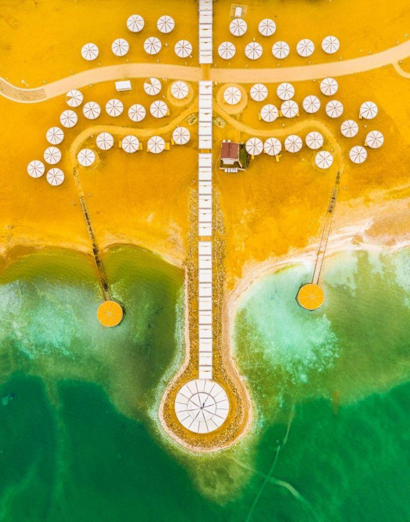 узбережжя Мертвого моря