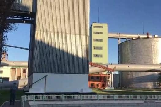 вибух на цукровому заводі