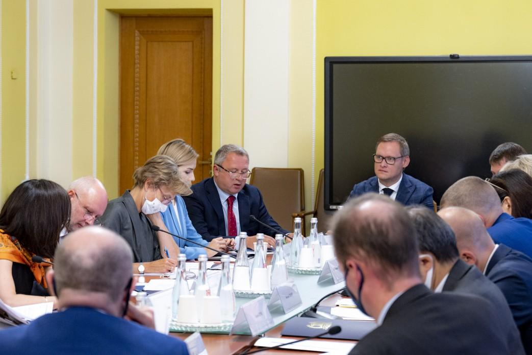 зустріч за участі послів країн G7 та ЄС 1