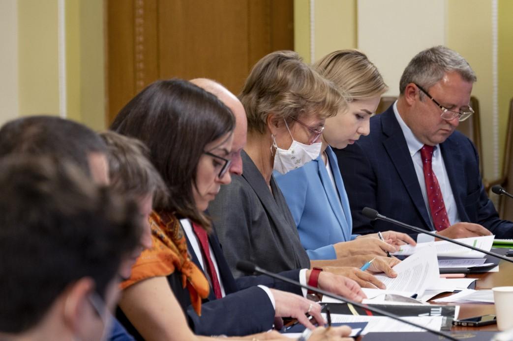 зустріч за участі послів країн G7 та ЄС