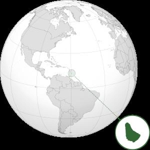 Острівна держава Барбадос