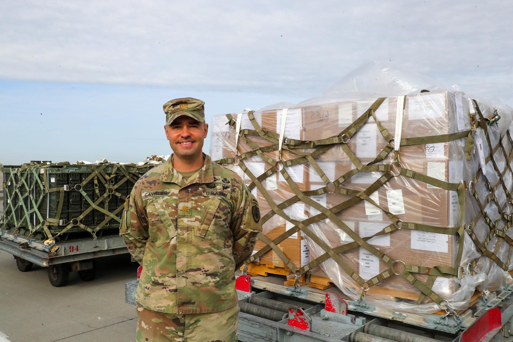 Україна отримала технічну допомогу від США