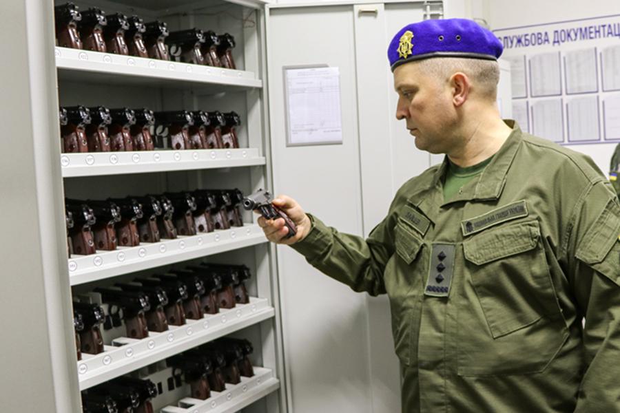 Українських нацгвардійців озброять гвинтівками, близькими до стандартів НАТО