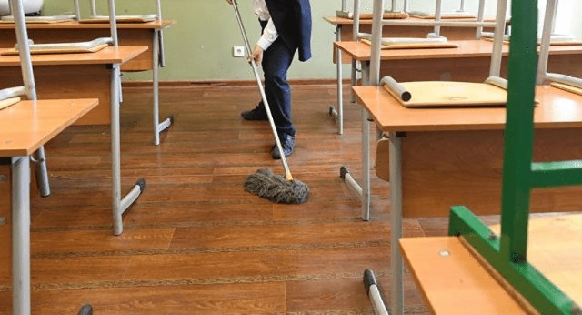 Безоплатна праця школярів