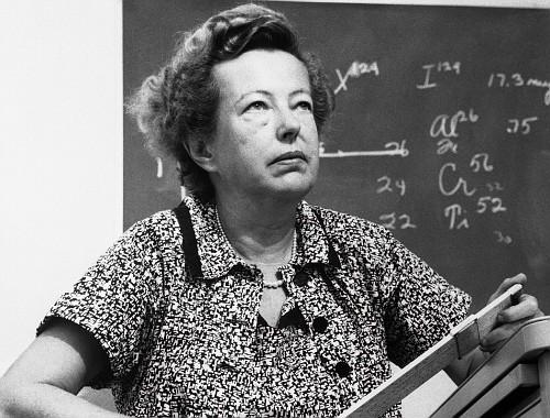 Марія Гепперт-Маєр
